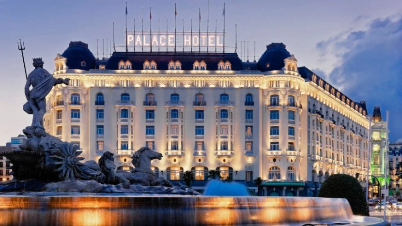 Enjoy three free nights at the Westin Palace Madrid with the current sign-up bonus for the Starwood Amex.