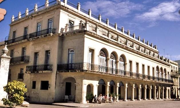 Hotel Santa Isabel.