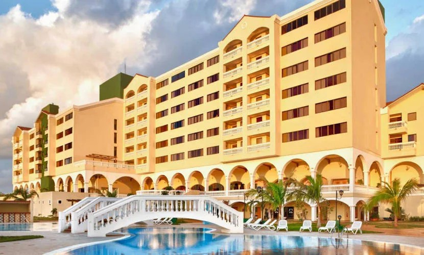Hotel Quinta Avenida in Havana.