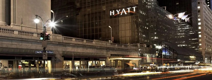 Hyatt has made it even harder to secure a price match through their own website. Image courtesy of the Grand Hyatt New York