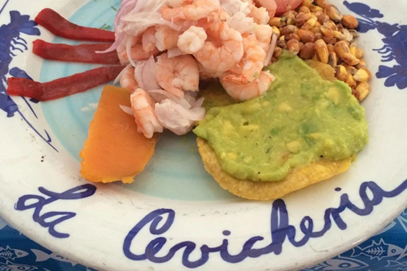Ceviche is what they *do* at La Cevicheria — and if you love seafood, you'll want to do it, too.