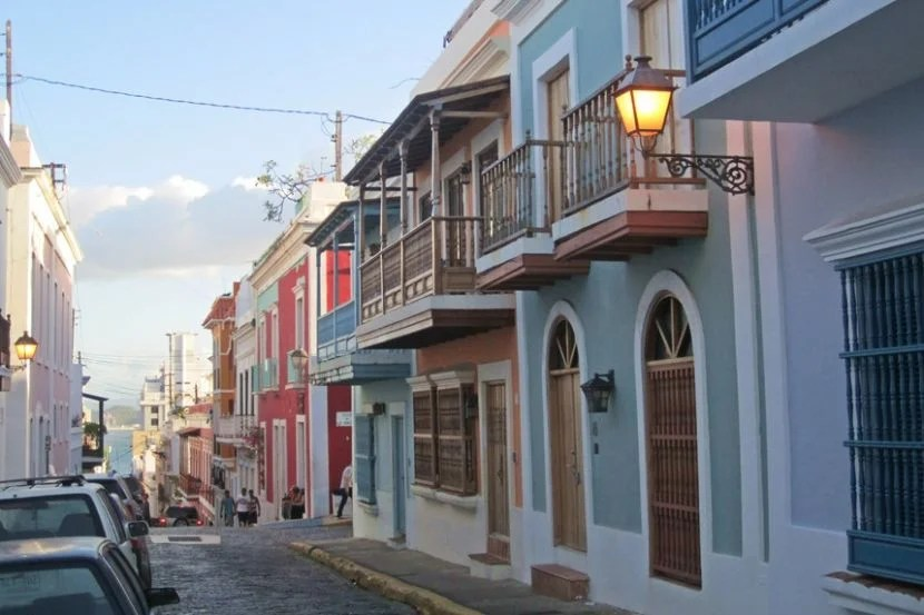 Walking the streets of Old San Juan is a must-do.