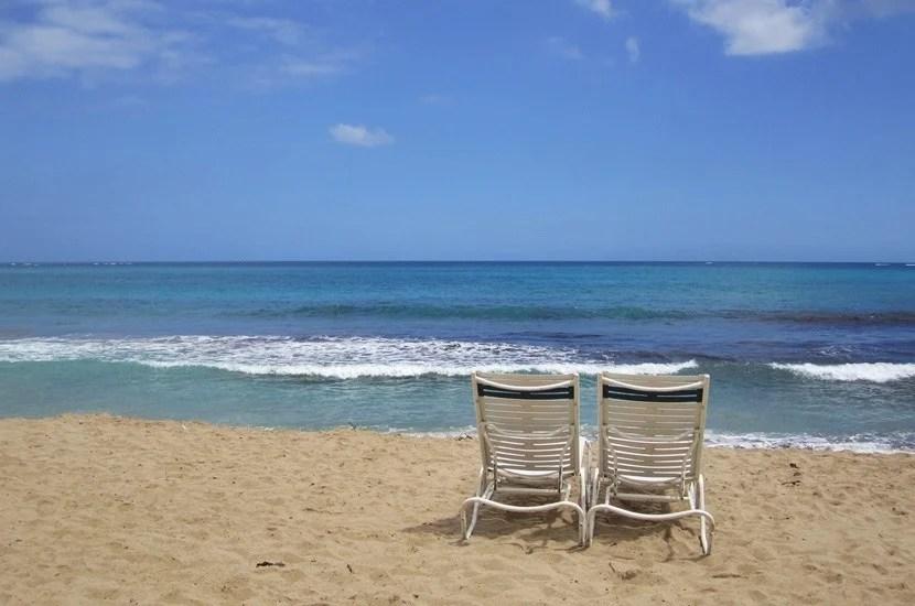 San Juan has plenty of beaches to enjoy on sunny days.