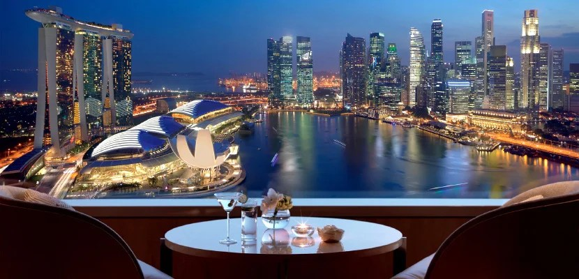 Ritz-Carlton Singapore featured