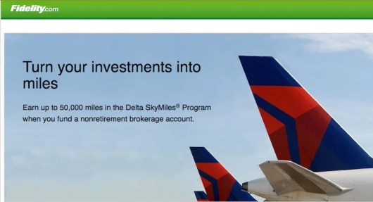 If you're looking to stash some cash for at least six months, take a look at the Fidelity miles earning options.