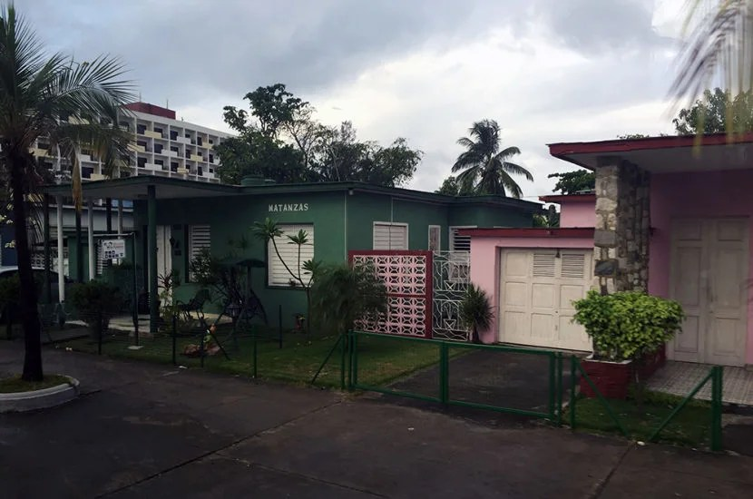 Looking for a legit People-to-People experience? Try staying in a local's home in Cienfuegos.