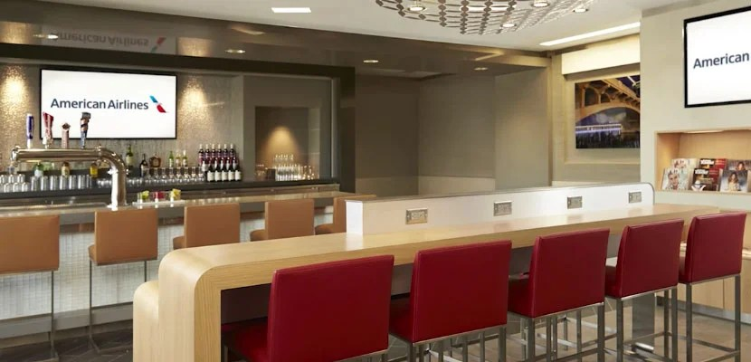 admirals club featured american aa