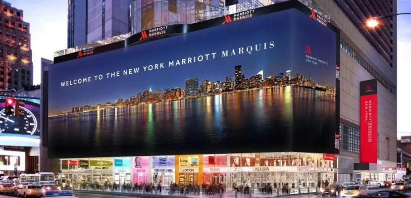 The Marriott Marquis