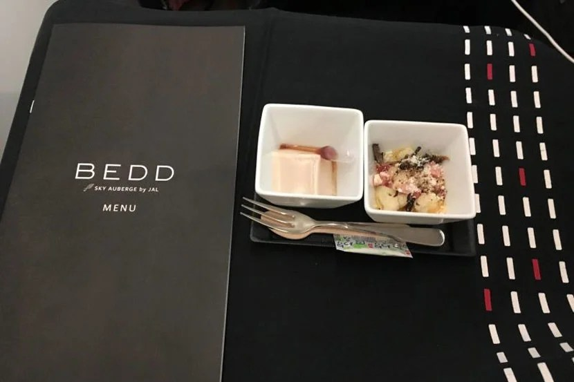 Course one on JAL.