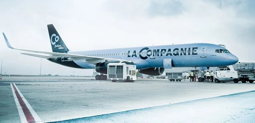 La Compagnie 757 featured