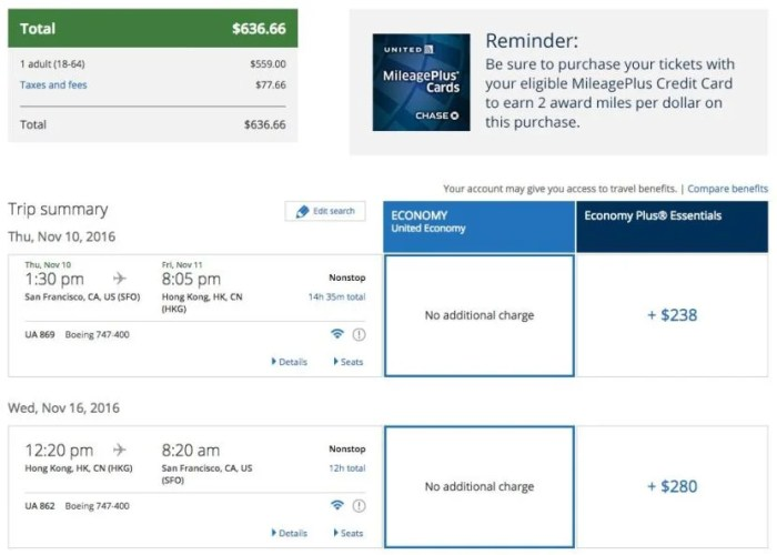 San Fransisco (SFO) to Hong Kong (HKG) for $637 round-trip on United in November.
