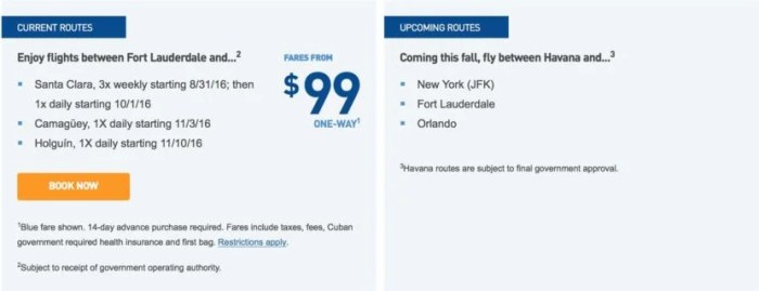 Flights from $99? Yes, please!