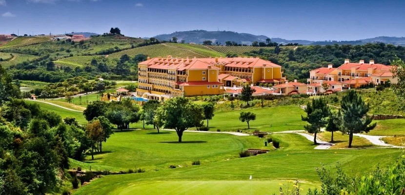 Redeem 15,000 Wyndham points at Dolce brand properties like the Campo Real in Portugal.