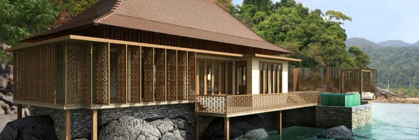 Ritz-Carlton plans to open a resort in Langkawi in 2017. Image courtesy of Ritz-Carlton.