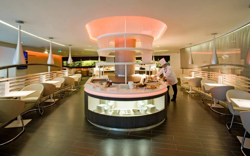 10 Of The Best Priority Pass Lounges Around The World