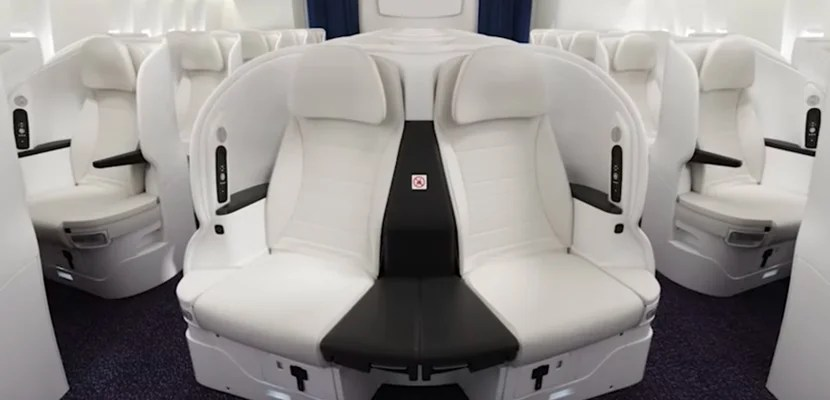 As if Airpoints providing little value wasn't enough, Air New Zealand is also getting rid of their comfortable Spaceseat as well. Image courtesy of Air New Zealand.