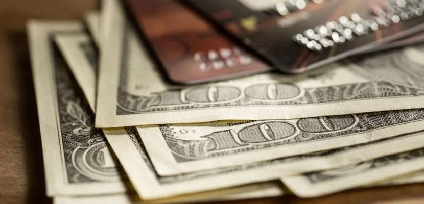 Credit card cash featured