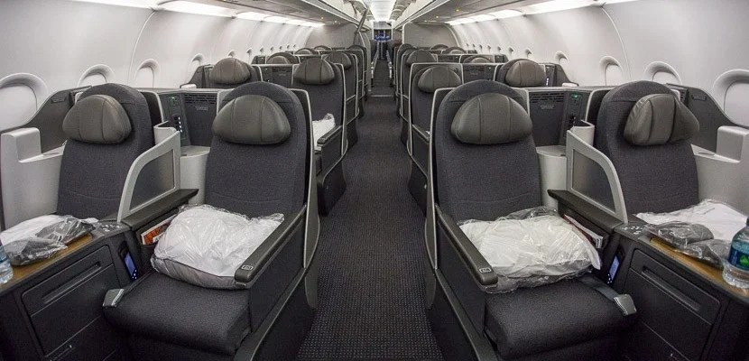 AA A321T business class featured