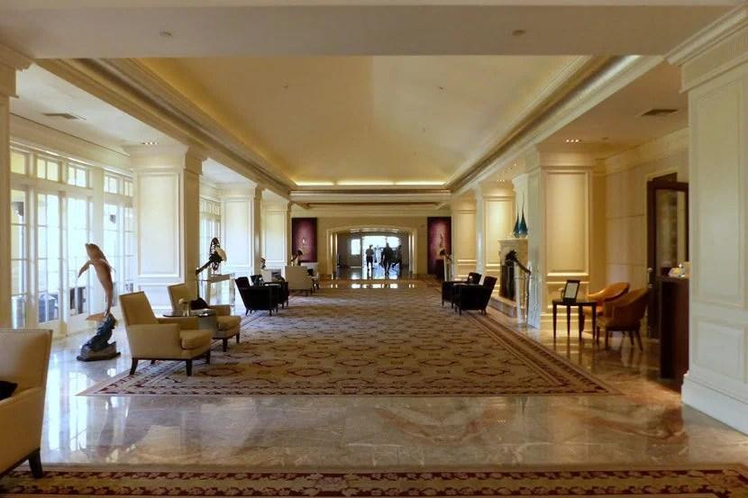 Ritz-Carlton Laguna Niguel Lobby
