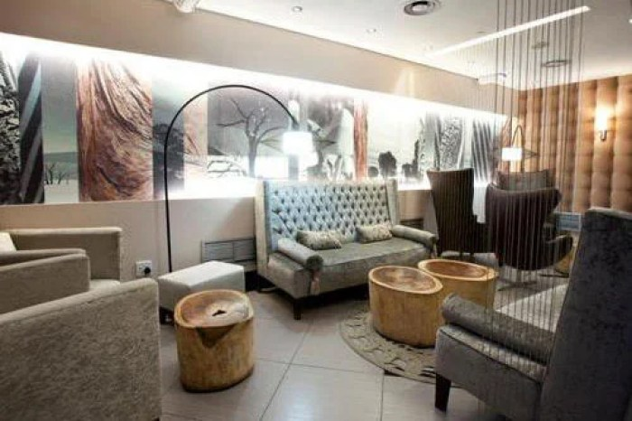 "Johannesburg's best lounge is accessible for most departing passengers. Image courtesy of <a href=""https://www.prioritypass.com/en/loungesearch?entity=1bed886b-c488-4b33-bc18-266dd2033608"">Priority Pass</a>."