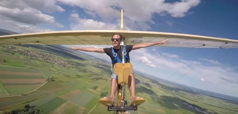 Glider Video Featured