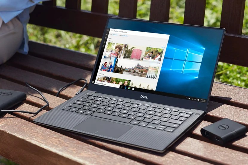 The Dell XPS is a solid offering despite weighing nearly 3 lbs. Image courtesy of Dell.