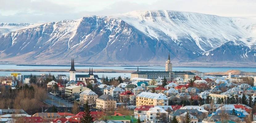 Reykjavik, Iceland. Image courtesy of Shutterstock.