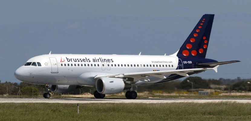 Brussels Airlines' economy class on its A330. Image courtesy of the airline.