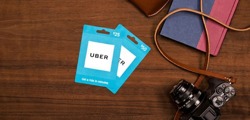 uber gift cards