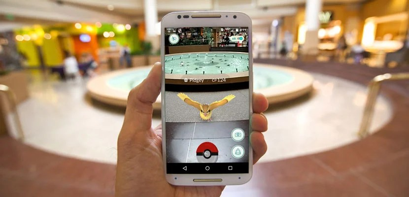 Pokemon Go at hotels. Image courtesy of Shutterstock.