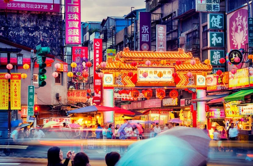 Travel to the Taiwanese Capitalon EVA Air's new nonstop from Chicago to Taipei. <em>Image courtesy of Getty Images.</em>