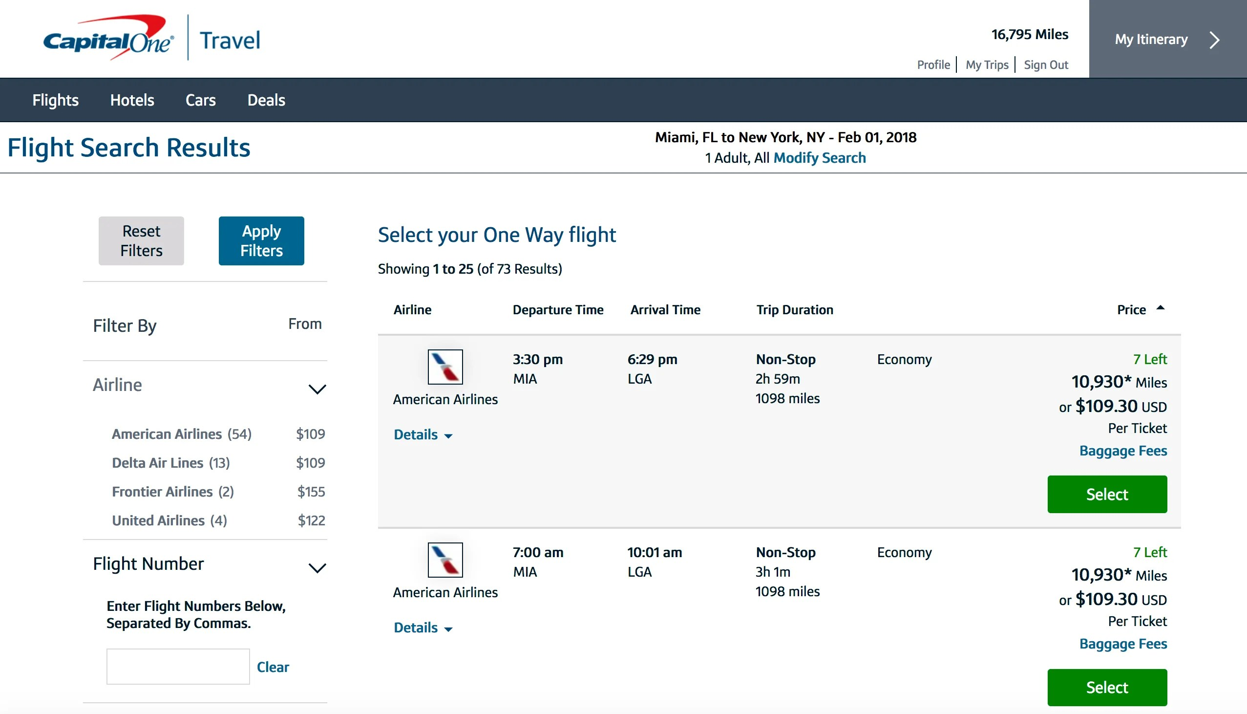 Miles And More Questions How To Redeem Capital One Miles At A Fixed Value