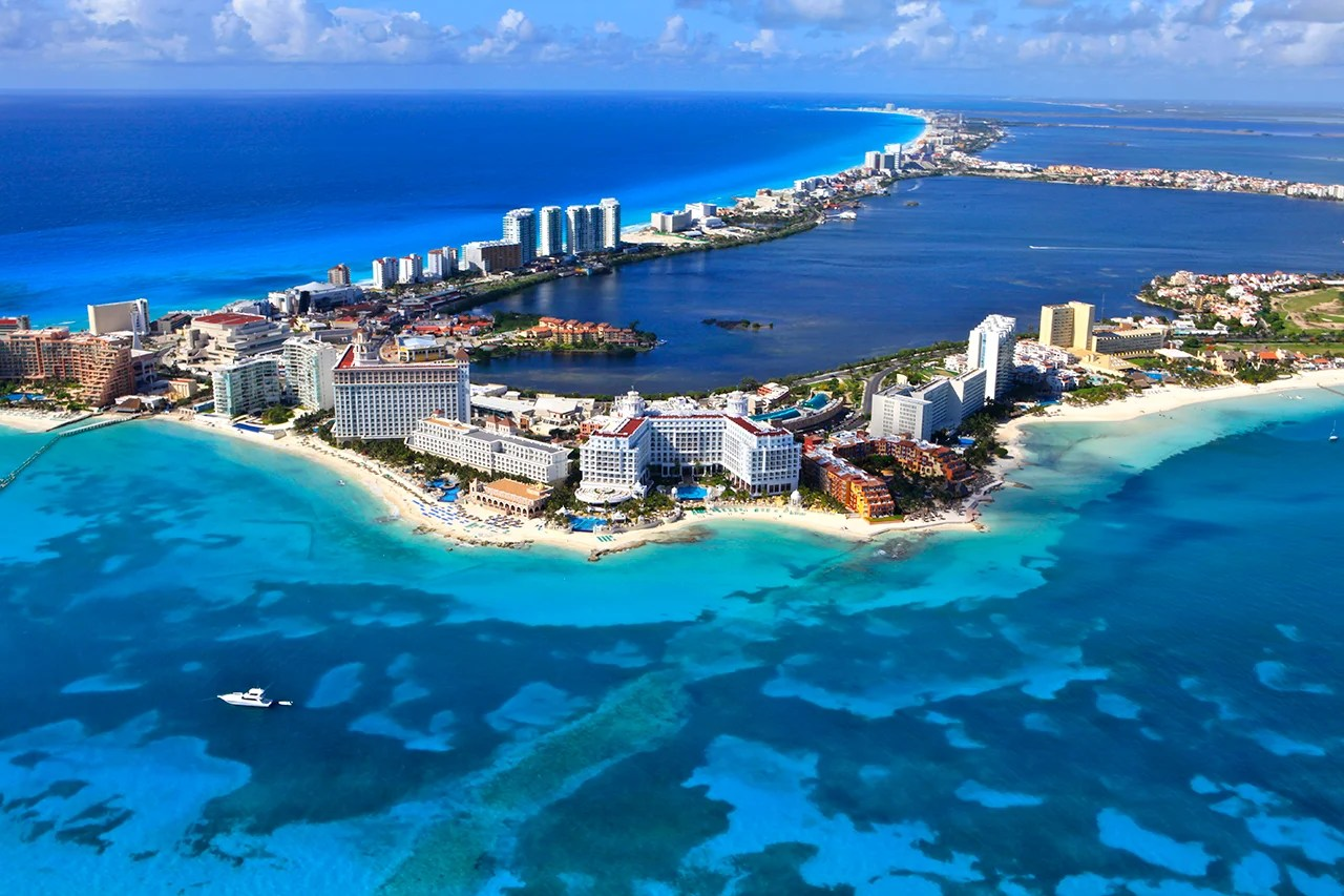 Cancun Trip Deal Alert Us Cities To Cancun From 173 Round Trip