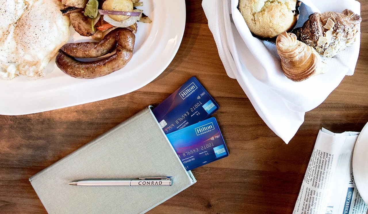 Cuisines References Avis 7 Reasons To Get The Amex Hilton Aspire Card The Points Guy
