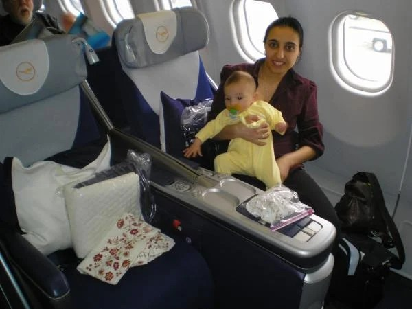 Air Travel Regulations Guide To Booking Award Travel With Lap Infants – The