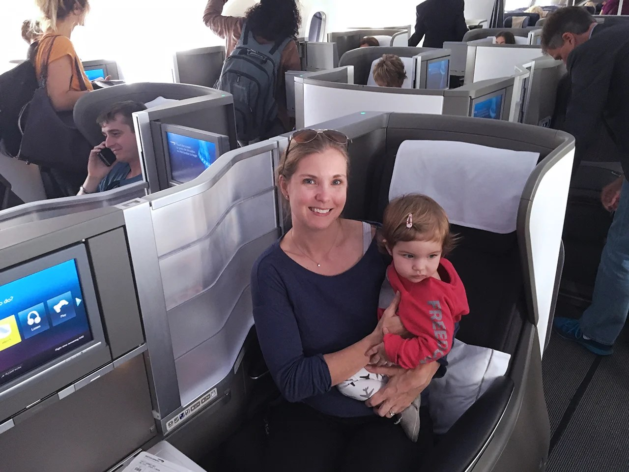 Baby Cot United Airlines Getting Ready For Your Child S First Flight A Survival Guide