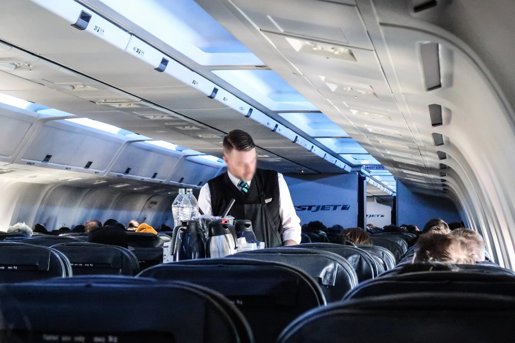 Flights With West Jet A Review Of Westjet S 767 In Economy From London To Toronto