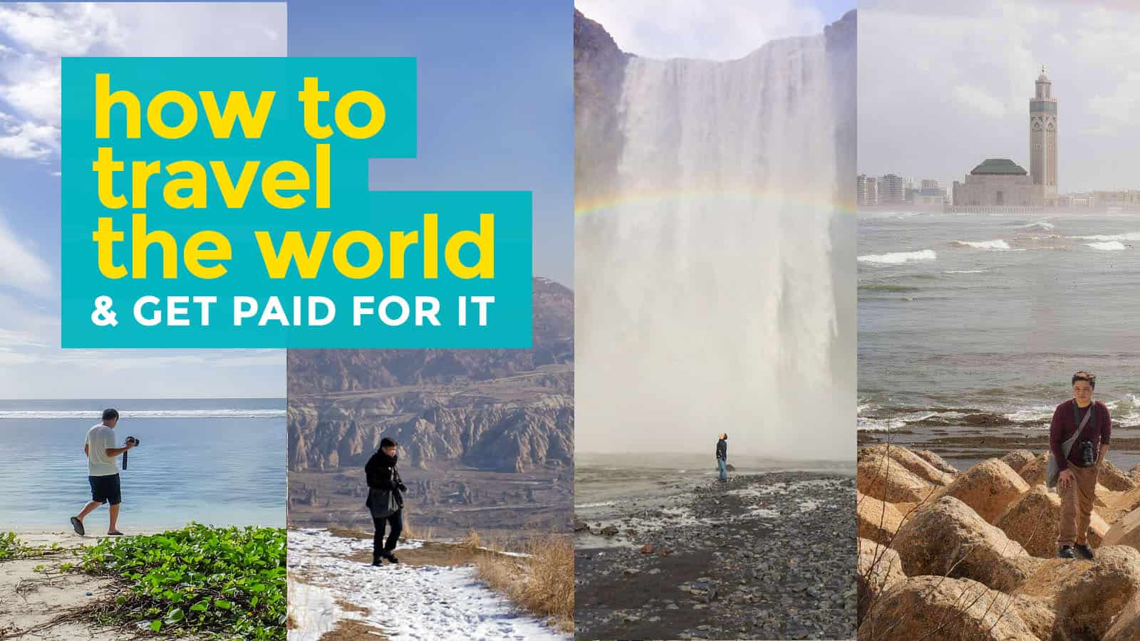 A Traveler Blog How To Start A Career As A Travel Blogger The Poor