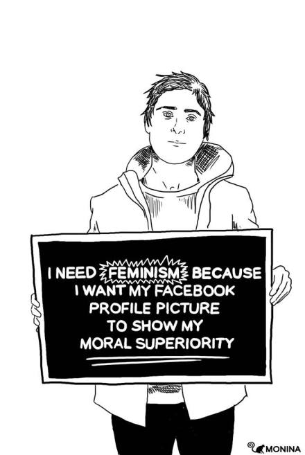 moral superiority facebook profile pic