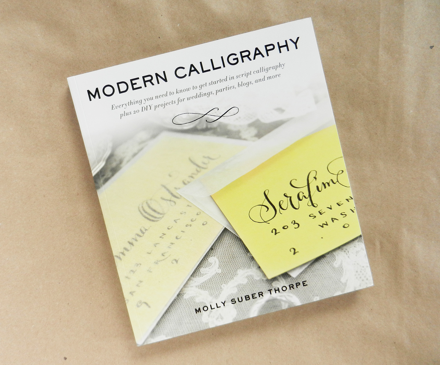 Calligraphy Fonts Books Pdf Modern Calligraphy By Molly Suber Thorpe Book Review The