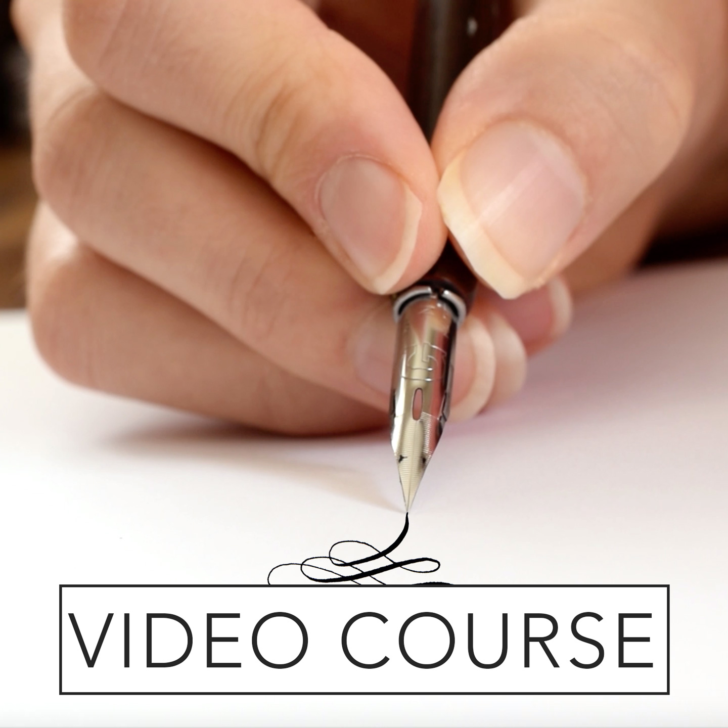 Calligraphy Online Beginner S Modern Calligraphy Online Course