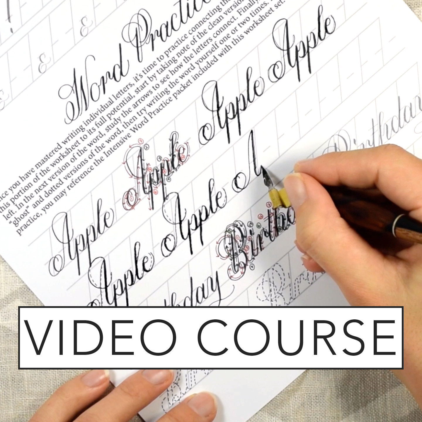 Calligraphy For Beginners Online Janet Style Calligraphy Video Course
