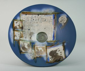Chris Snedden Commission Plate