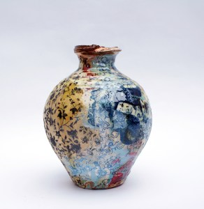 Chris Taylor Rounded Vessel