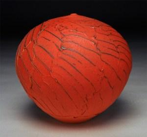 Nicholas Bernard Fire Orange