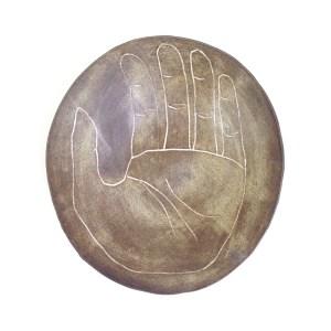 Re Jin Lee Hand Plate