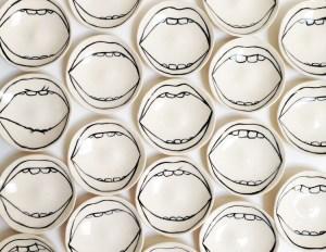 Re Jin Lee Mouth Plates