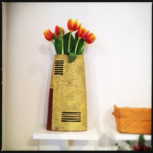 Sunshine Cobb Vase