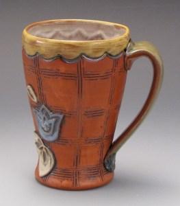 Amy Sanders red mug