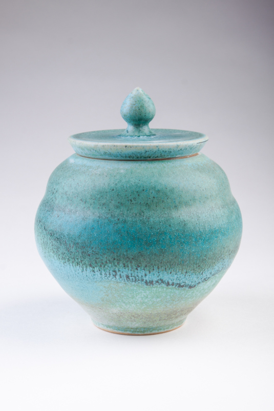 Corey Johnson Blue Jar